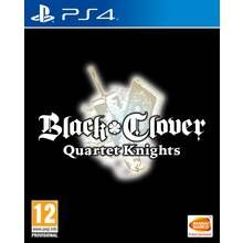 Black Clover: Quartet Knights PS4 Game Best Price, Cheapest Prices