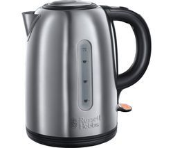 RUSSELL HOBBS Snowdon 20441 Jug Kettle - Stainless Steel Best Price, Cheapest Prices