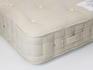 Hypnos Wroxham Natural Comfort King Size Mattress Best Price, Cheapest Prices