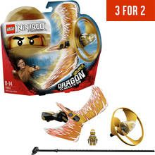 LEGO Ninjago Golden Dragon Master - 70644 Best Price, Cheapest Prices