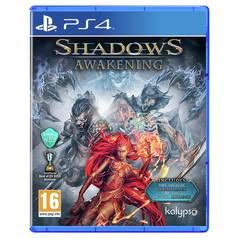 Shadows Awakening PS4 Game Best Price, Cheapest Prices
