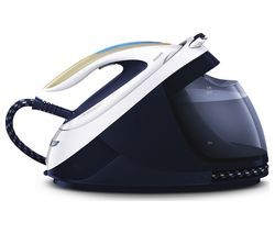 PHILIPS PerfectCare Elite GC9630/20 Steam Generator Iron - Navy & White Best Price, Cheapest Prices