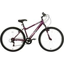 Apollo Jewel Womens Mountain Bike - Purple - Best Price, Cheapest Prices