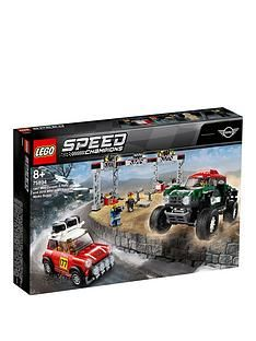 LEGO Speed Champions 75894 1967 Mini Cooper S Rally Car and 2018 MINI John Cooper Works Buggy Best Price, Cheapest Prices