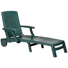 Argos Home Deluxe Green Resin Sun Lounger Best Price, Cheapest Prices