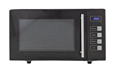 De'Longhi 800W Standard Microwave AM823 - Black Best Price, Cheapest Prices