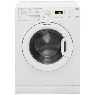 Hotpoint Extra WMXTF742P 7Kg Washing Machine with 1400 rpm - White - A++ Rated Best Price, Cheapest Prices