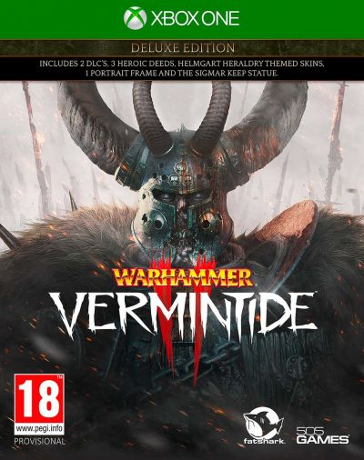 Warhammer: Vermintide 2 Deluxe Edition Xbox One Game Best Price, Cheapest Prices