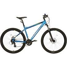 Carrera Vengeance Mens Mountain Bike - Blue - Best Price, Cheapest Prices