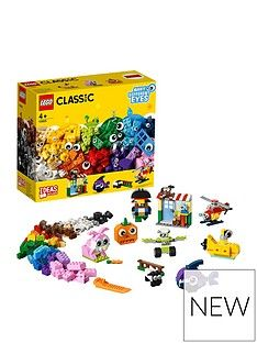 LEGO Classic 11003 Bricks and Eyes Best Price, Cheapest Prices