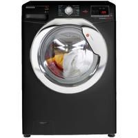 Hoover DXOC67C3B OneTouch 7kg 1600rpm Freestanding Washing Machine-Black Best Price, Cheapest Prices