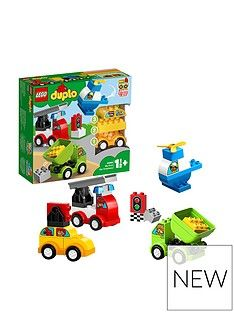 LEGO Duplo 10886 My First Car Creations Best Price, Cheapest Prices