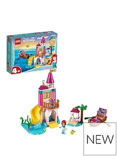 LEGO Disney Princess 41160 Ariel's Seaside Castle Best Price, Cheapest Prices