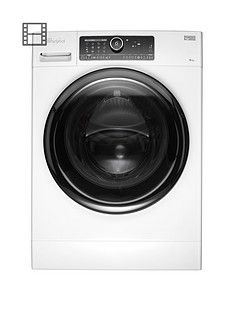 Whirlpool Supreme Care FSCR90430 9kg Load, 1400 Spin Washing Machine - White Best Price, Cheapest Prices
