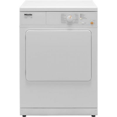 Miele T8302 6Kg Vented Tumble Dryer - White - C Rated Best Price, Cheapest Prices