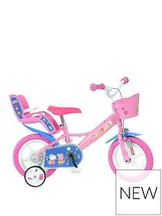 Peppa Pig 12inch Bike Best Price, Cheapest Prices