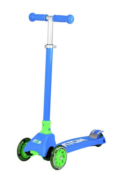 Atom Navigator Scooter - Blue Best Price, Cheapest Prices