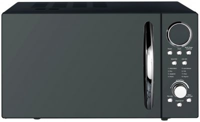 Morphy Richards 900W Standard Microwave P90D23EL-B8 - Black Best Price, Cheapest Prices