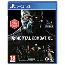 Mortal Kombat XL - PS4 Best Price, Cheapest Prices
