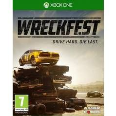 Wreckfest Xbox One Pre Order Game Best Price, Cheapest Prices