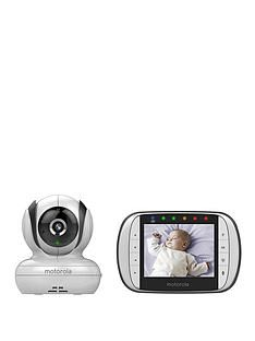 Motorola Mbp36S Remote Wireless Video Baby Monitor Best Price, Cheapest Prices