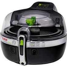 Tefal YV960140 Actifry 2-in-1 1.5kg Fryer - Black Best Price, Cheapest Prices