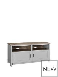 Carver Tv Stand - Fits Up To 60 Inch Best Price, Cheapest Prices