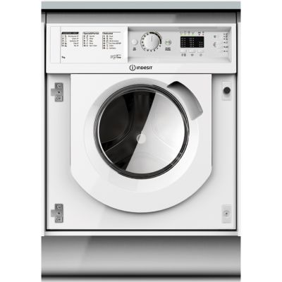 Indesit BIWMML71452 Integrated 7Kg Washing Machine with 1400 rpm - A++ Rated Best Price, Cheapest Prices