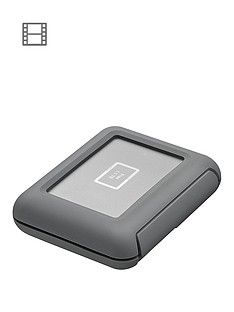 LaCie DJI Copilot 2000Gb Hard Drive Best Price, Cheapest Prices
