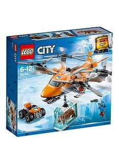 LEGO City 60193 Arctic Air Transport Helicopter Best Price, Cheapest Prices