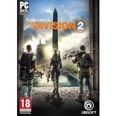 Tom Clancy's The Division 2 PC Game Best Price, Cheapest Prices