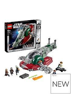Lego Star Wars 75243 Slave L&Trade; &Ndash; 20Th Anniversary Edition Best Price, Cheapest Prices