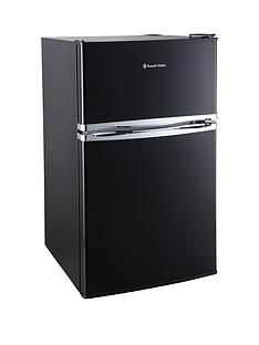 Russell Hobbs RHUCFF50B Under Counter Freestanding Fridge Freezer with FREE extended guarantee* Best Price, Cheapest Prices