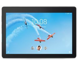 LENOVO Tab E10 Tablet - 32 GB, Black Best Price, Cheapest Prices