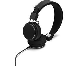 URBANEARS Plattan 2 Headphones - Black Best Price, Cheapest Prices