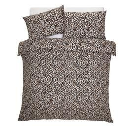 Argos Home Animal Print Bedding Set - Double Best Price, Cheapest Prices