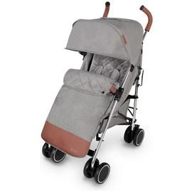 Ickle Bubba Discovery Max Stroller - Grey on Silver Best Price, Cheapest Prices