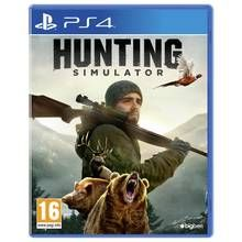 Hunting Simulator PS4 Game Best Price, Cheapest Prices