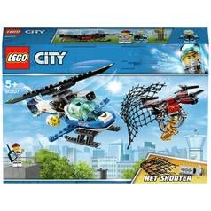 LEGO City Sky Police Drone Chase Toy Helicopter - 60207 Best Price, Cheapest Prices