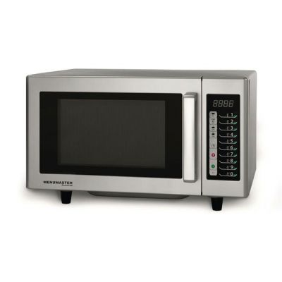 Menumaster Light Duty CM518 23 Litre Commercial Microwave - Silver Best Price, Cheapest Prices