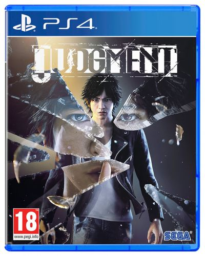 Judgment PS4 Game Best Price, Cheapest Prices
