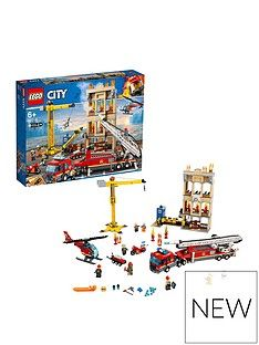 LEGO City 60216 Downtown Fire Brigade Best Price, Cheapest Prices