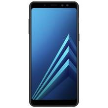 SIM Free Samsung Galaxy A8 2018 32GB Mobile Phone - Black Best Price, Cheapest Prices