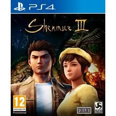 Shenmue III PS4 Pre-Order Game Best Price, Cheapest Prices