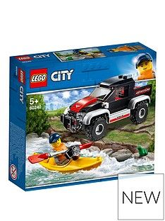 LEGO City 60240 Kayak Adventure Best Price, Cheapest Prices
