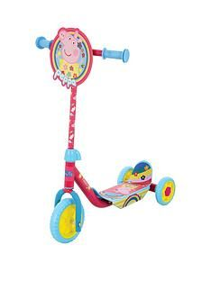 Peppa Pig My First Tri Scooter Best Price, Cheapest Prices
