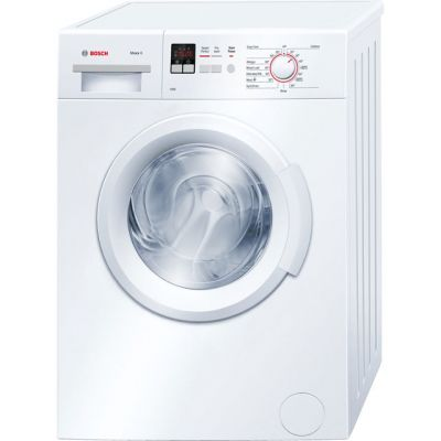 Bosch Serie 2 WAB28161GB 6Kg Washing Machine with 1400 rpm - White - A+++ Rated Best Price, Cheapest Prices