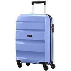 American Tourister Bon Air 4 Wheel Spinner - Porcelain Blue
