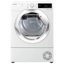 Hoover DXC10TCE 10KG Condenser Tumble Dryer - White Best Price, Cheapest Prices