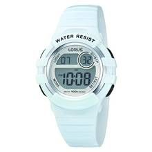 Lorus Ladies Digital Sports White Resin Strap Watch Best Price, Cheapest Prices